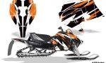 Arctic Cat 2018 ZR 6000R SX Sled Snowmobile Graphics Kit Attack Orange 150x90 - Arctic Cat ZR 6000 R SX 2018+ Graphics