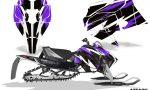 Arctic Cat 2018 ZR 6000R SX Sled Snowmobile Graphics Kit Attack Purple 150x90 - Arctic Cat ZR 6000 R SX 2018+ Graphics