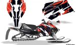 Arctic Cat 2018 ZR 6000R SX Sled Snowmobile Graphics Kit Attack Red 150x90 - Arctic Cat ZR 6000 R SX 2018+ Graphics