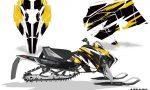 Arctic Cat 2018 ZR 6000R SX Sled Snowmobile Graphics Kit Attack Yellow 150x90 - Arctic Cat ZR 6000 R SX 2018+ Graphics