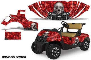 EZGO RXV 15plus Install Web Bone Collector Red 320x211 - EZGO RXV 2015-2018 Golf Cart Graphics