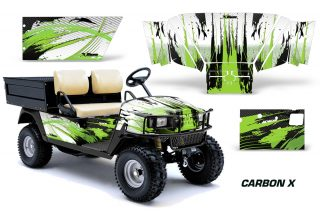 EZGO-Workhorse-96-03-Golf-Cart-Graphics-Kit-Decal-Wrap-Carbon-X-G