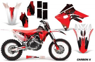 CRF450RX 2017 2018 Graphic Kit Carbon X Red NP 320x211 - Honda CRF450R 2017-2018 Graphics