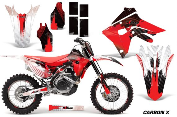 CRF450RX 2017 2018 Graphic Kit Carbon X Red NP 570x376 - Honda CRF450R 2017-2018 Graphics