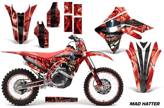CRF450RX 2017 2018 Graphic Kit Mad Hatter Red Blackstripe NP 570x376 - Honda CRF450R 2017-2018 Graphics