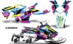 Polaris Axys Graphic Kit Graphics Decal Wrap Flashback 150x90 - Polaris Axys Rush Pro S/Switchback Adventure 2015+ Graphics