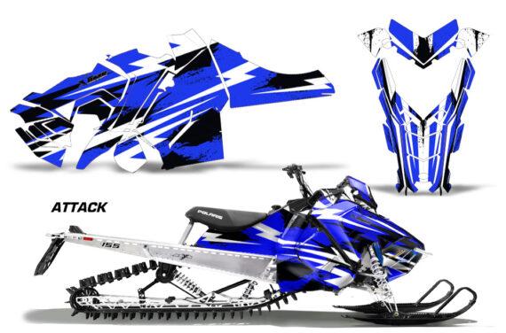 Polaris Axys SKS RMK Graphic Kit Graphics Decal Wrap Attack U 570x376 - Polaris Axys Pro RMK SKS 2015-2020 Graphics