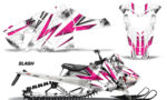 Polaris Axys SKS RMK Graphic Kit Graphics Decal Wrap Slash PW 150x90 - Polaris Axys Pro RMK SKS 2015-2020 Graphics