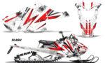 Polaris Axys SKS RMK Graphic Kit Graphics Decal Wrap Slash RW 150x90 - Polaris Axys Pro RMK SKS 2015-2020 Graphics