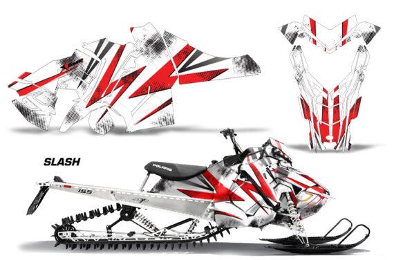 Polaris Axys SKS RMK Graphic Kit Graphics Decal Wrap Slash RW 570x376 - Polaris Axys Pro RMK SKS 2015-2020 Graphics