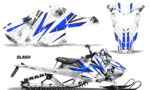 Polaris Axys SKS RMK Graphic Kit Graphics Decal Wrap Slash U 150x90 - Polaris Axys Pro RMK SKS 2015-2020 Graphics