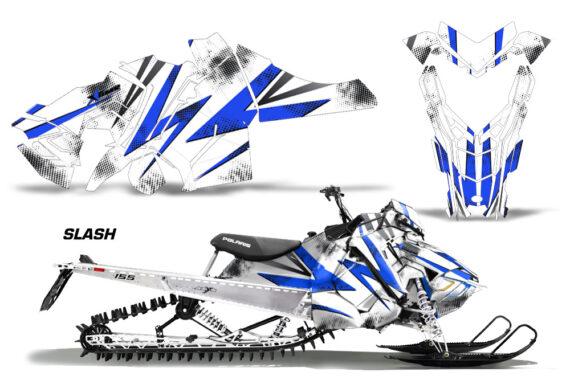 Polaris Axys SKS RMK Graphic Kit Graphics Decal Wrap Slash U 570x376 - Polaris Axys Pro RMK SKS 2015-2020 Graphics