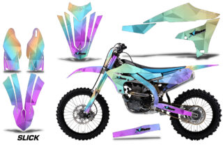 Yamaha YZ450F 2018 Graphic Kit Wrap Vinyl Decal Deco Slick NP 320x211 - Yamaha YZ450F 4 Stroke 2018+ Graphics