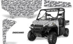 Polaris Range 13 15 Graphic Kit Wrap Digicamo White 150x90 - Polaris Ranger Diesel/Diesel HST/Crew Diesel/Crew 900/900XP 2013-2019 UTV Graphics