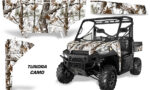Polaris Range 13 15 Graphic Kit Wrap Tundra Snow Camo 150x90 - Polaris Ranger Diesel/Diesel HST/Crew Diesel/Crew 900/900XP 2013-2019 UTV Graphics