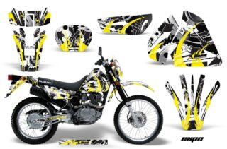 Suzuki-DR200SE-96-09-Graphics-Kit-Expo-Y-BlkBG-CK