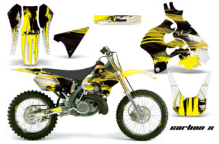 Suzuki-RM-125-96-98-Graphics-Kit-CarbonX-Y-NPs