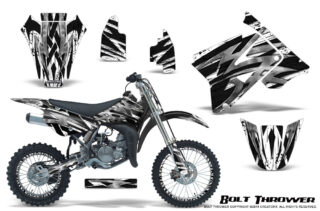Suzuki RM85 02 13 Graphics Kit Bolt Thrower White NP Rims 320x211 - Suzuki RM 85 2002-2016 Graphics